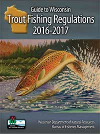 WI trout fishing regulations 2019
