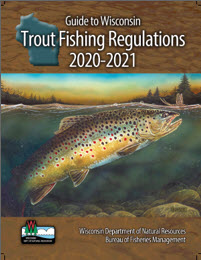 WI trout fishing regulations 2021
