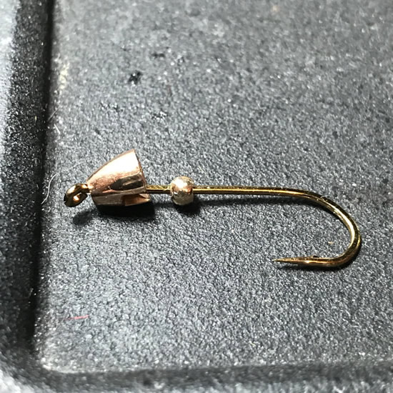 tying a killer woolly bugger step #1