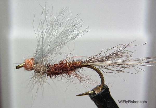 Bent hook Hendrickson Emerger