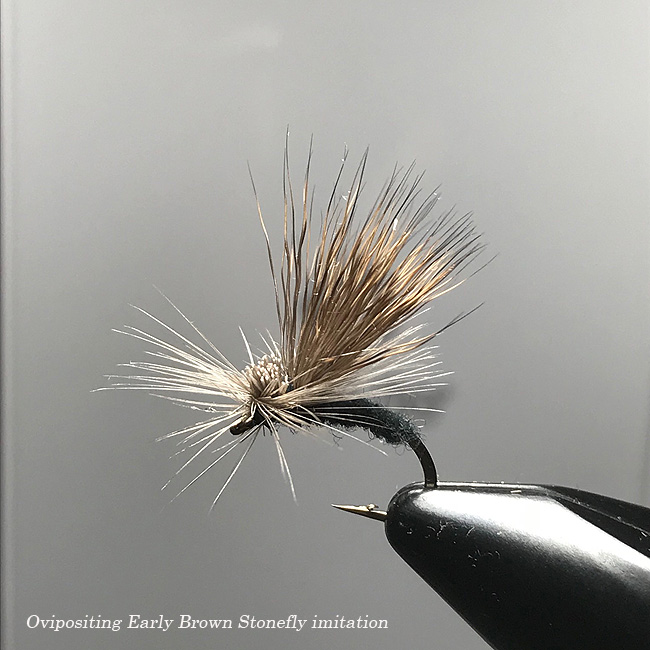 early brown stonefly patterns
