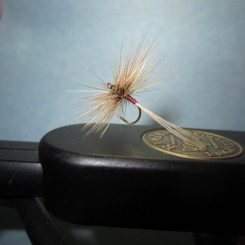 Variant dry fly pattern