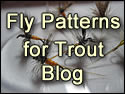Northern Wisconsin Fly Patterns for Trout